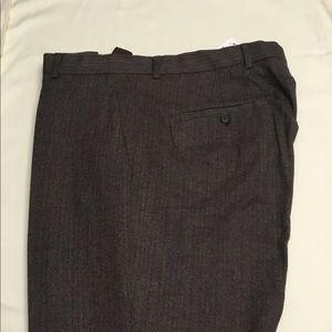 Michael Kors men's dress pants - brown - sz 38